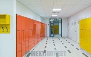 Huhtasuon koulukeskus, Jyväskylä 2015