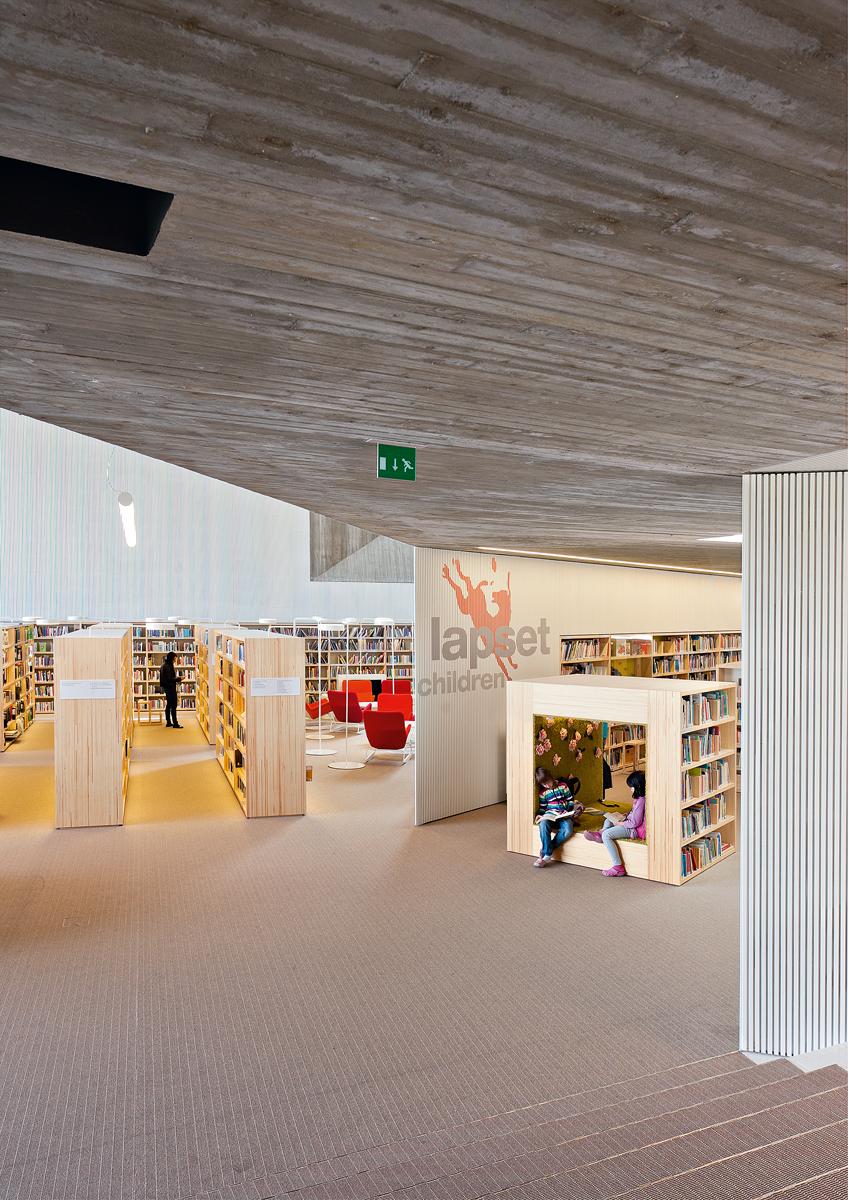 Seinäjoen Kirjasto