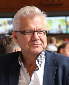 toiminnanjohtaja Jussi Hirvonen