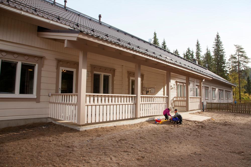 Päiväkoti Touhola, Kuopio, Kuva: Honkarakenne