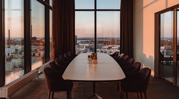 Clarion Hotel Helsinki - Ulappa meeting room 1