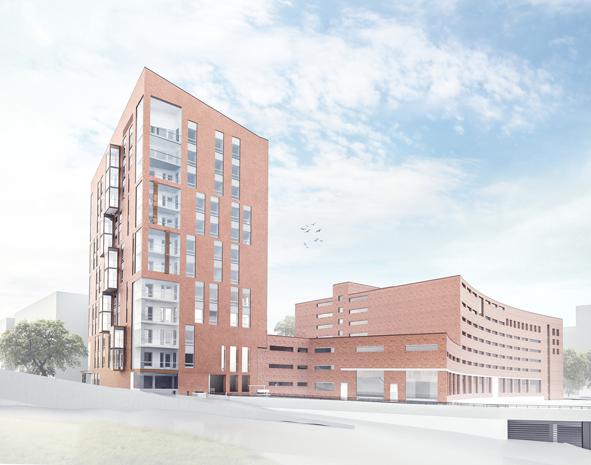 PMK-Tornin rakennuslupa sai lainvoiman 1.11.2016 ja rakentaminen käynnistyy marraskuussa.