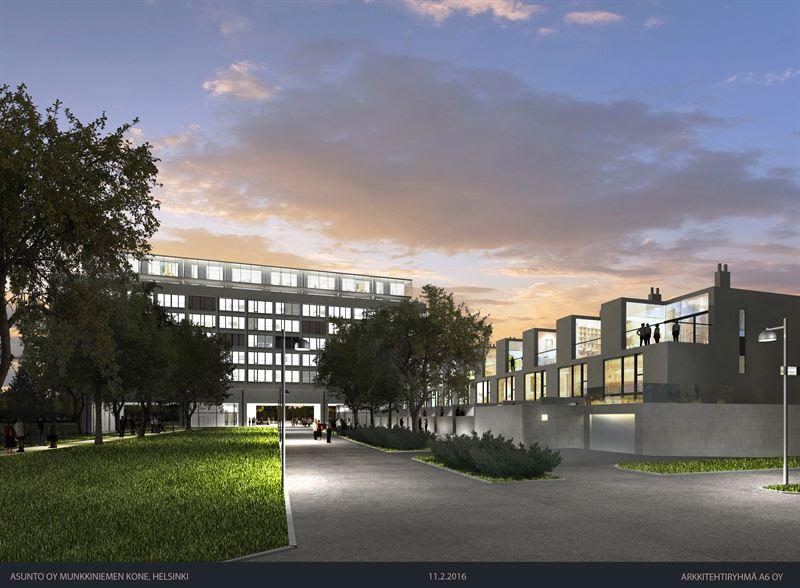 Kuva: Arkkitehtiryhmä A6 Oy