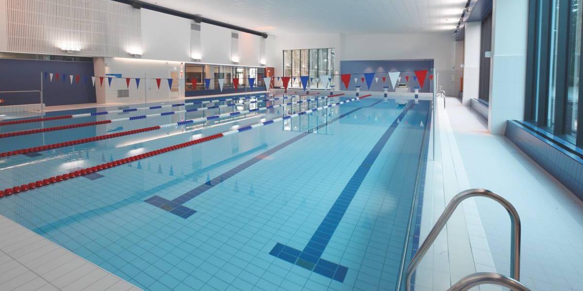 Oulaisten uimahalli on pitkälle automatisoitu