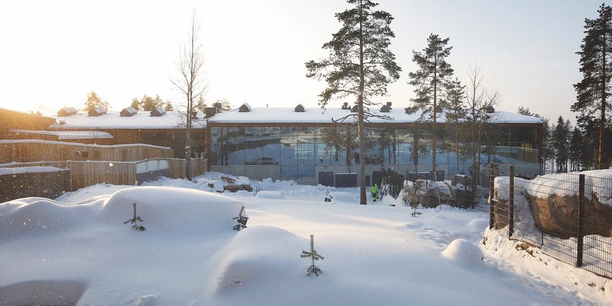Snowpanda House