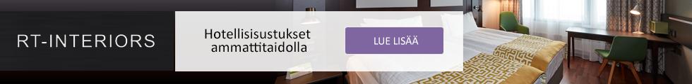 Hotellisisustukset ammattitaidolla - RT-Interiors