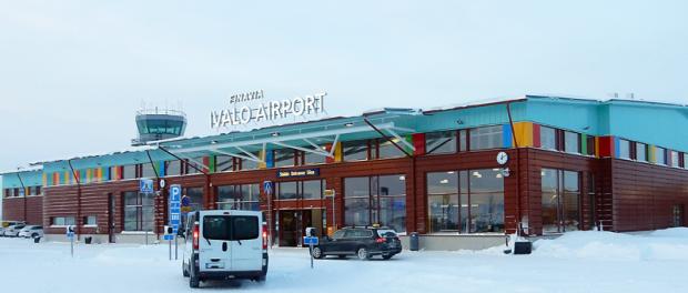Ivalon lentokenttä