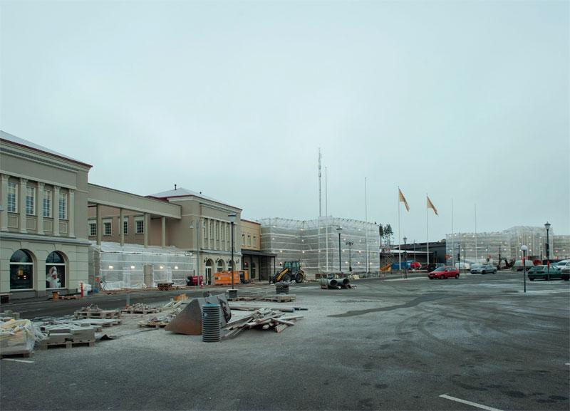 Zsar Outlet Village tuo Vaalimaalle palan vanhaa Helsinkiä ja Pietaria bfe38eb34a