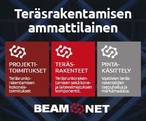 BeamNet - Teräsrakentamisen ammattilainen