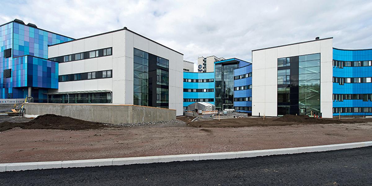Tampereellekin uusi Lasten ja nuorten sairaala