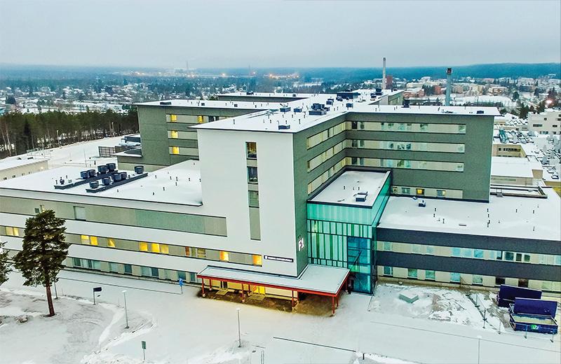 Kainuun Uusi Alykkaiden Ratkaisujen Sairaala Projektiuutiset Fi