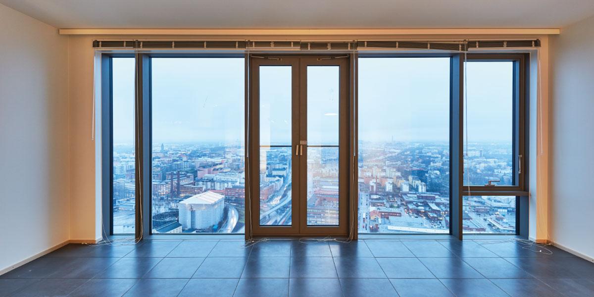 Suomen korkein asuintalo valmistui