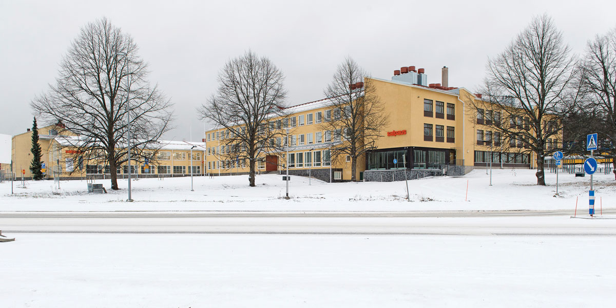 1950-luvun koulurakennuksesta nykyaikainen oppimisympäristö