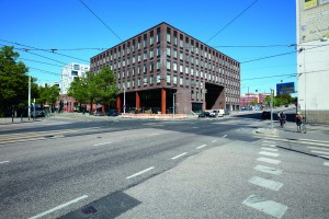 Fredriksberg A -toimistorakennus